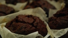 Recept na čokoládové muffíny