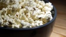 Recept na domácí popcorn do mikrovlnky