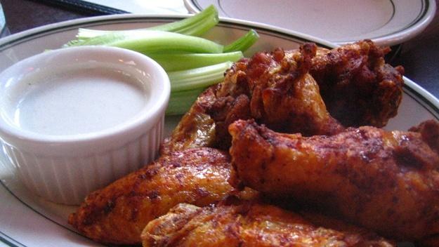 Recept na kuřecí křidýlka Buffalo Wings | © rick