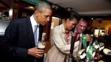 Recept na pivo Baracka Obamy vyráběné vprostorách Bílého domu