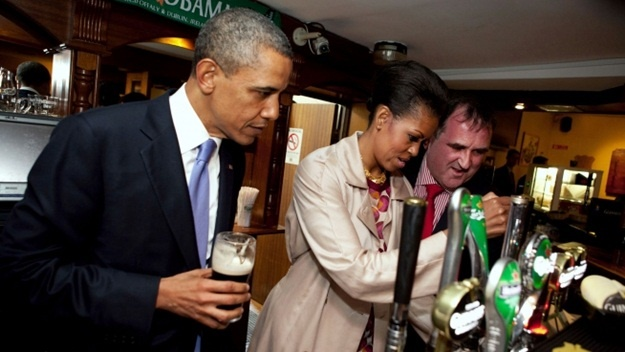 Recept na pivo | © Official White House Photo by Pete Souza