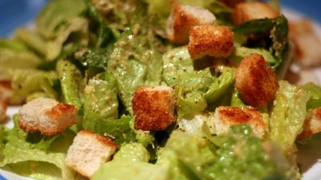 Recept na salát Caesar | © Jing a Ling