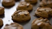 Recept na čokoládové sušenky 'Chocolate Chip Cookies'