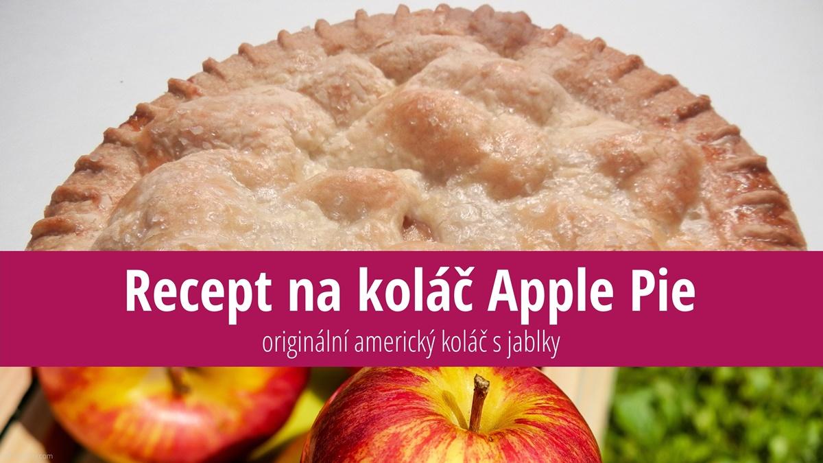 jablkový koláč apple pie | © cotaroba