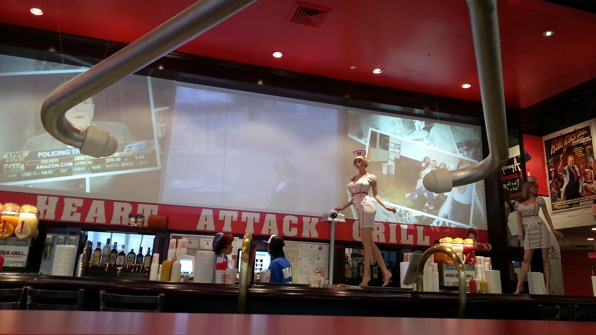 Heart Attack Grill, Las Vegas | © Petr Novák