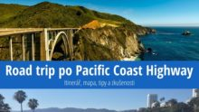 Road Trip poPacific Coast Highway: Itinerář, mapa, tipy azkušenosti