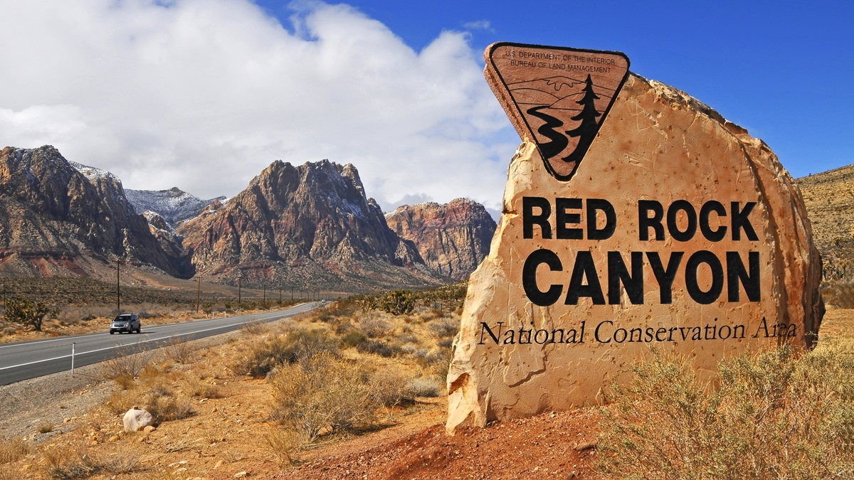 Red Rock Canyon | © Bureau of Land Management