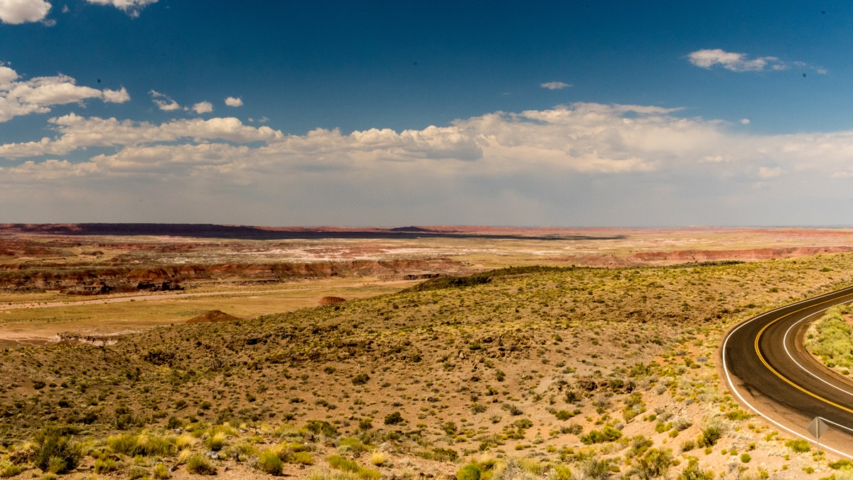 Painted Desert | © Chris Cavoretto