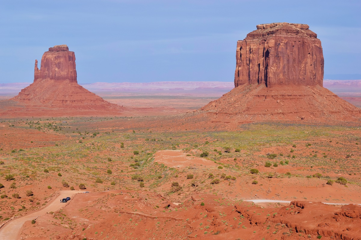 Monument Valley | © Reny Turnová