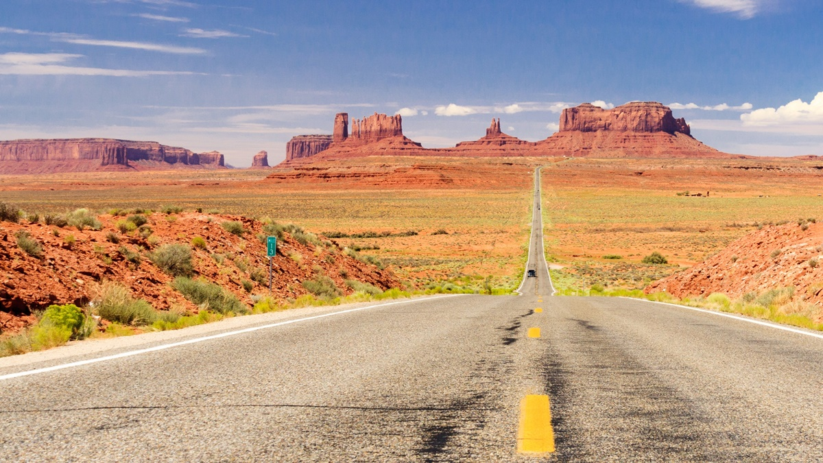 Monument Valley | © HansenHimself / Pixabay.com