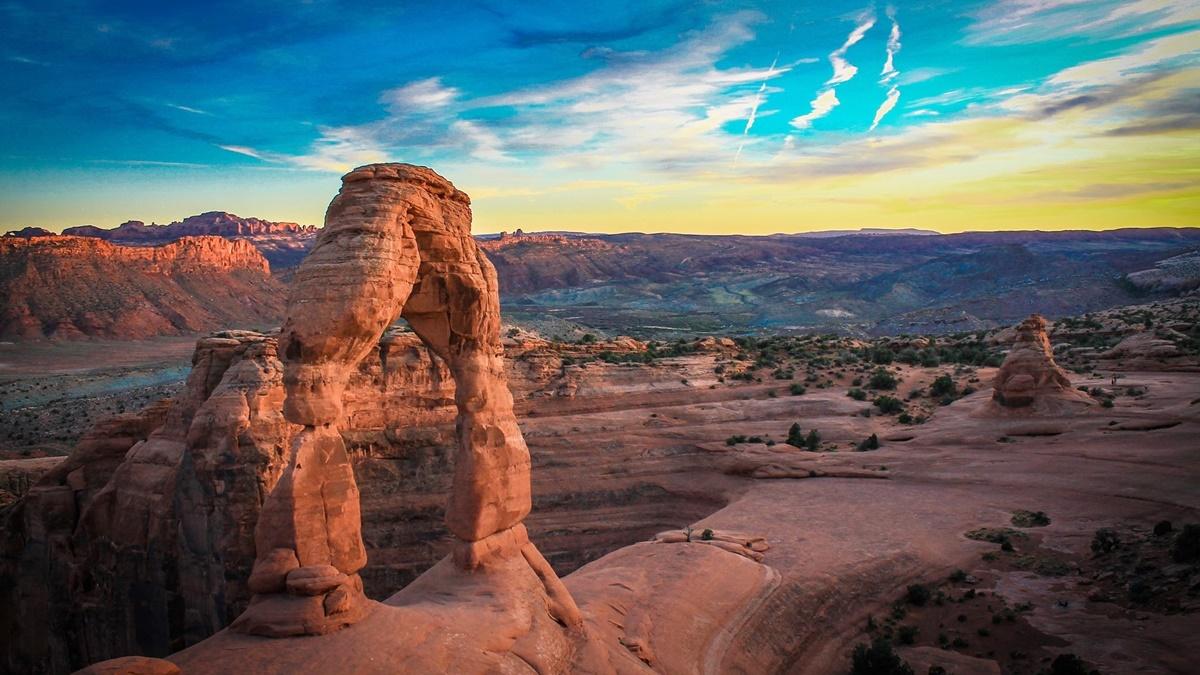 Národní park Arches | © Unsplash / Pixabay.com