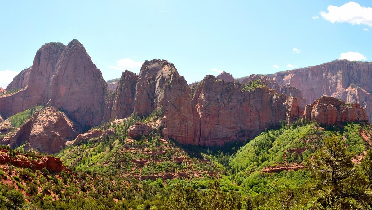 Národní park Zion | © Lincoln Huseby / Pixabay.com