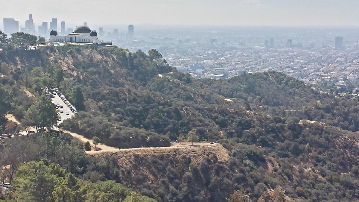 Griffith Observatory a Los Angeles | © Petr Novák