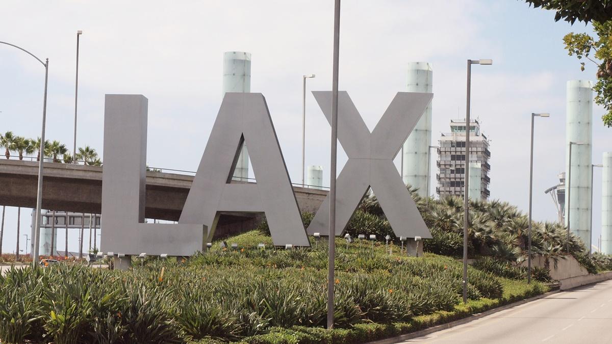 Letiště v Los Angeles | © Petr Novák