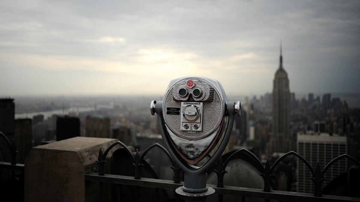 Výhled z Rockefellerova centra | © Ralph Hockens