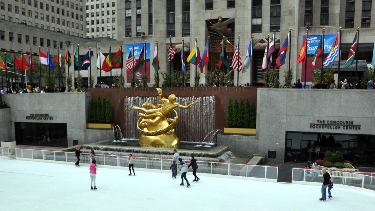 Rockefellerovo centrum | © bobosh_t