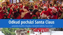 Santa Claus: kdy akde se narodil aco je vlastně zač?
