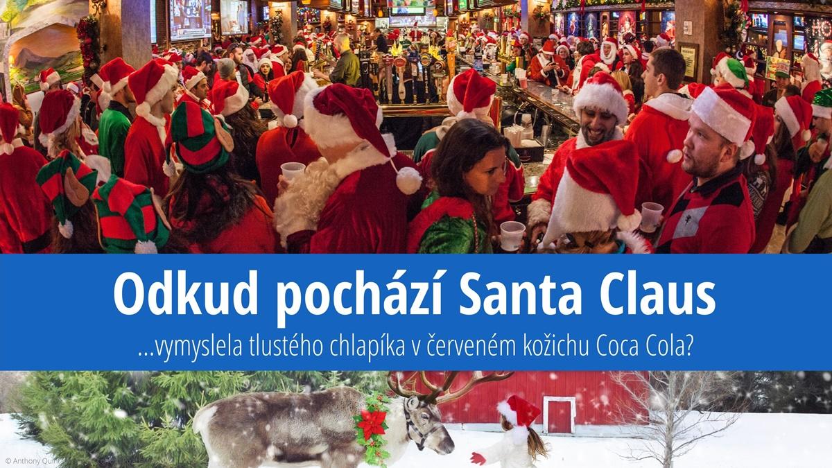 Santa Claus: kdy a kde se narodil a co je vlastně zač? | © © Anthony Quintano / Flickr.com, © Pixabay.com