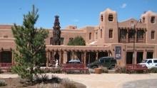 Santa Fe vNovém Mexiku: Tak trochu jiné město