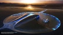 Spaceport America: První soukromý kosmodrom, ze kterého budou turisté létat do vesmíru