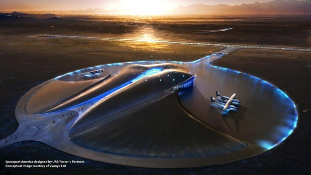 Kosmodrom Spaceport America | Ricardo Ricote Rodríguez