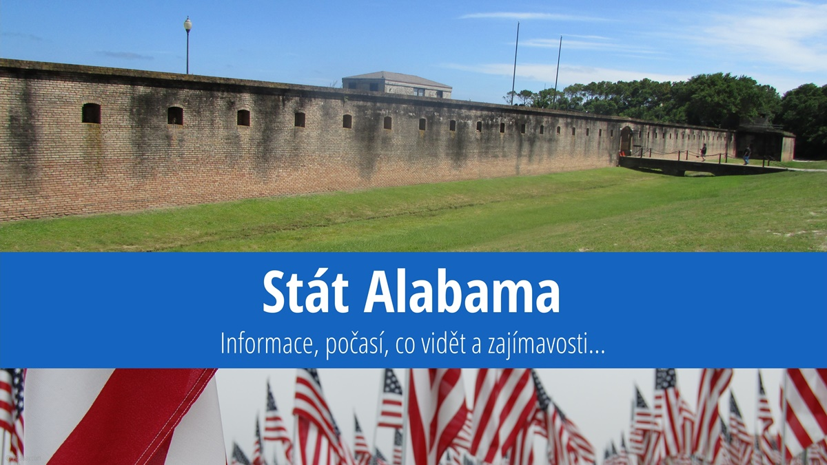 Stát Alabama