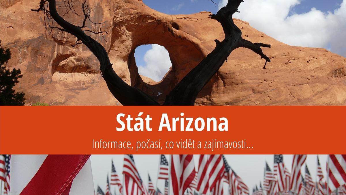 Stát Arizona
