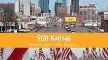 Stát Kansas: Mapa, památky, města azajímavosti