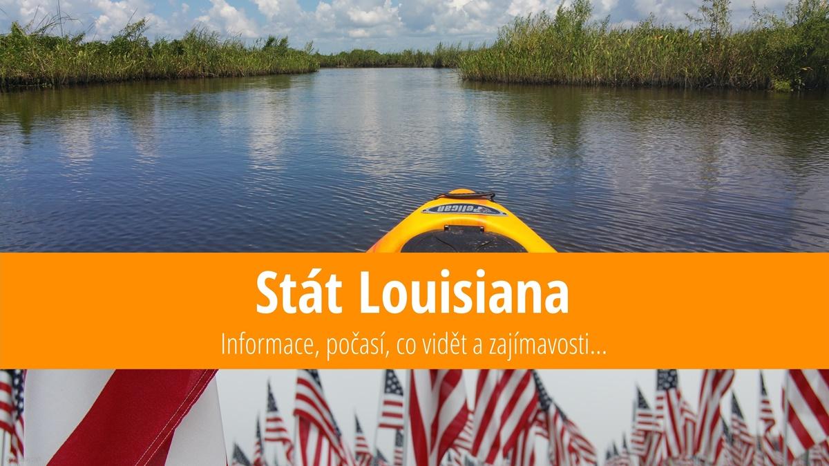 Stát Louisiana