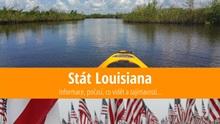 Stát Louisiana: Mapa, památky, města azajímavosti