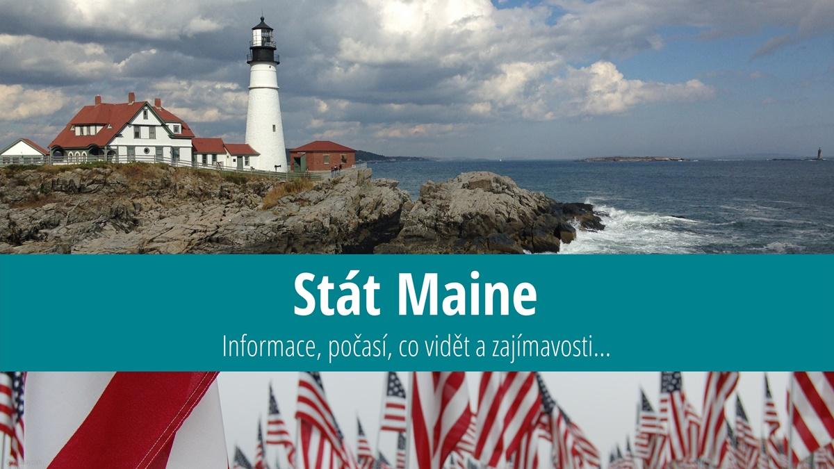 Stát Maine