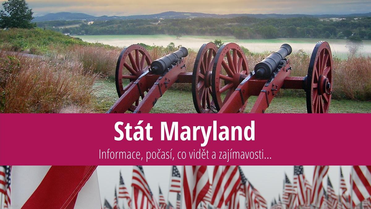 Stát Maryland