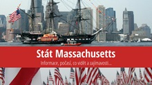 Stát Massachusetts: Mapa, památky, města azajímavosti