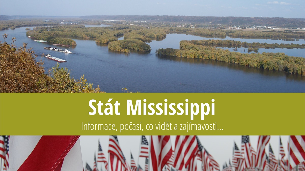 Stát Mississippi