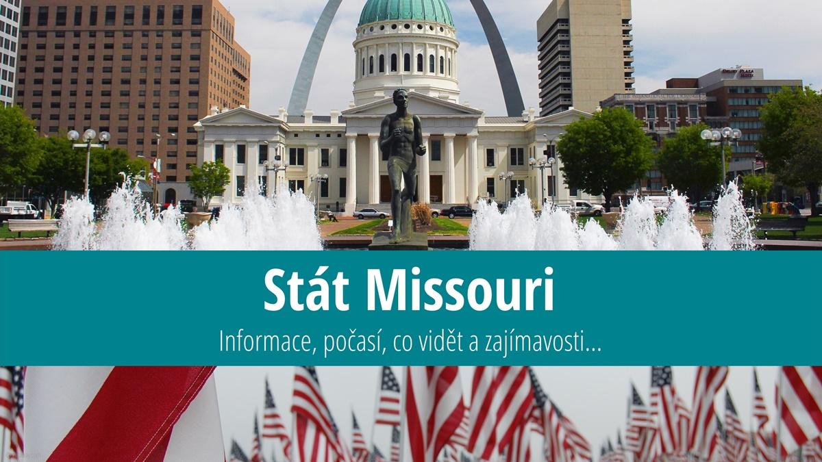 Stát Missouri