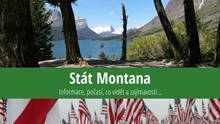 Stát Montana: Mapa, památky, města azajímavosti