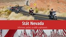 Stát Nevada: Mapa, památky, města azajímavosti