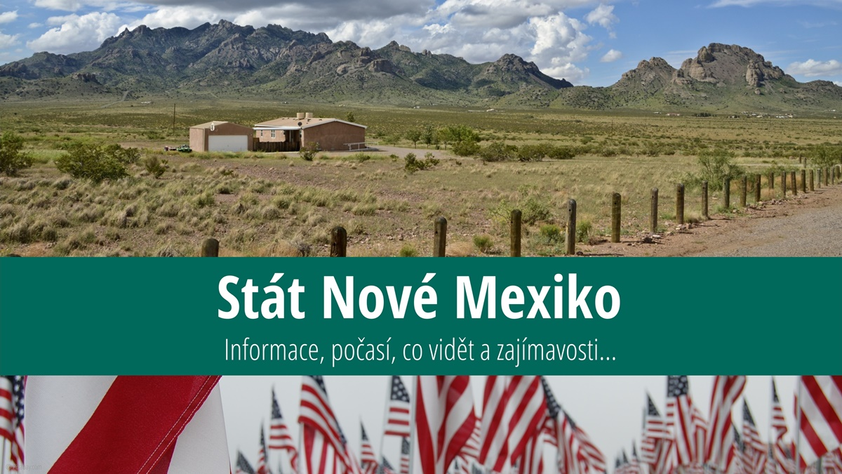 Stát Nové Mexiko