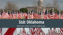 Stát Oklahoma: Mapa, památky, města azajímavosti