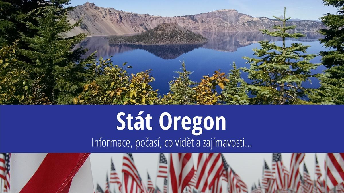 Stát Oregon