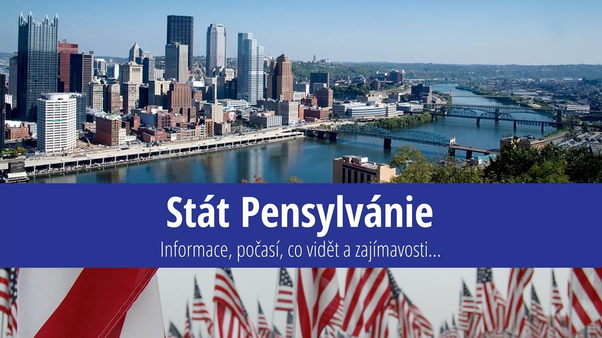 Stát Pensylvánie