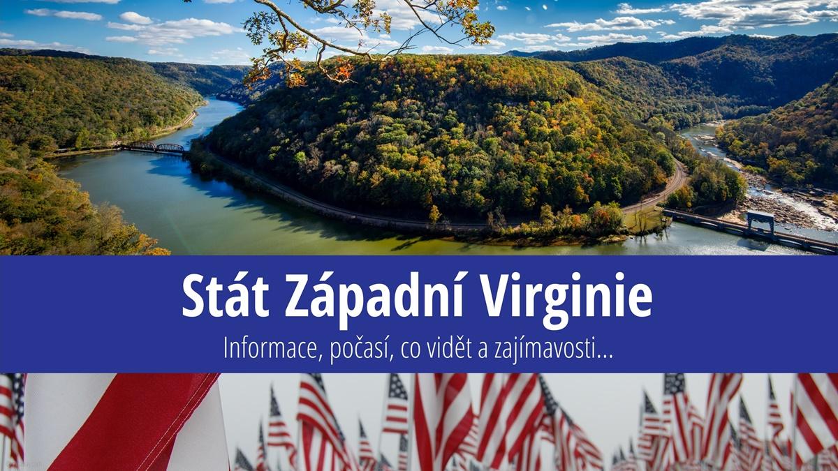 Stát Západní Virginie