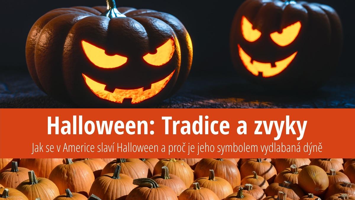 Svátek Halloween: Symboly, zvyky a tradice | ©  Pixabay.com