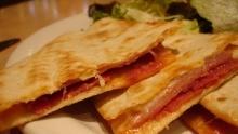 Tex-Mex recept: Sýrová quesadilla skuřecím masem