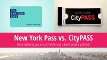 The New York Pass aNew York CityPASS: Ušetřete stovky dolarů na vstupném!