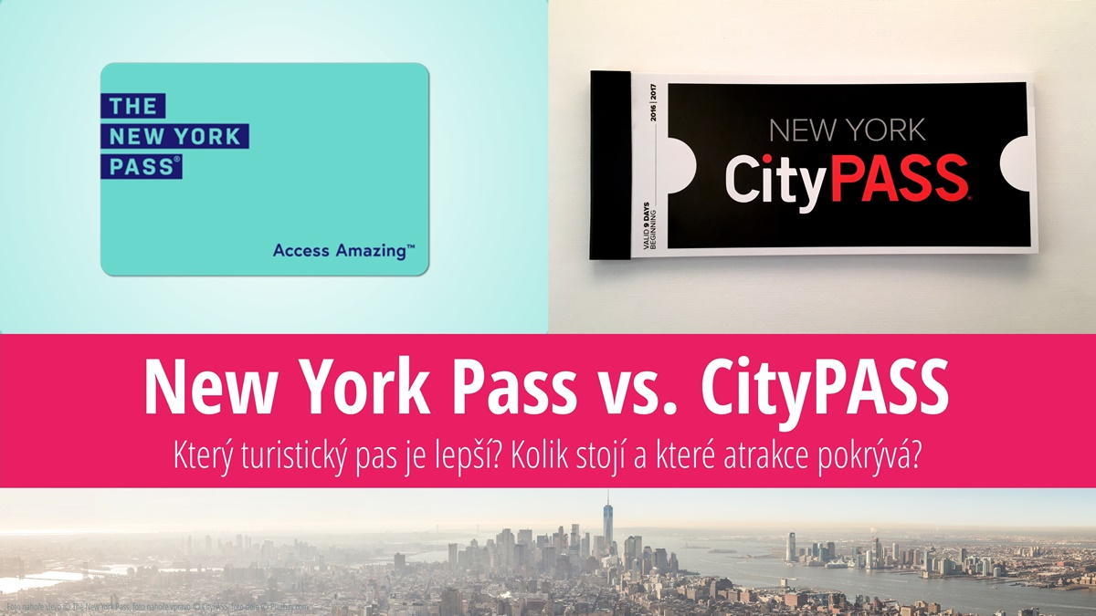 New york pass cena