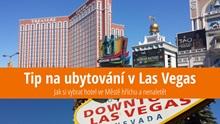 Tip na ubytování vLas Vegas: Hotel Treasure Island