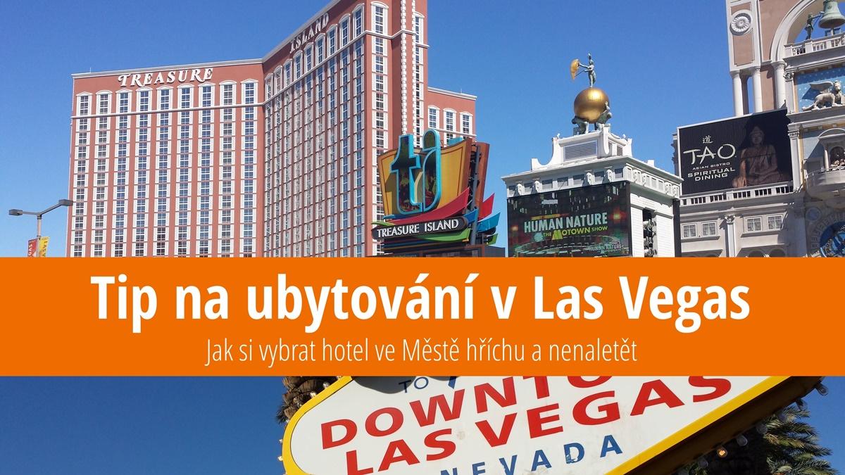 Ubytování Las Vegas | © Petr Novák