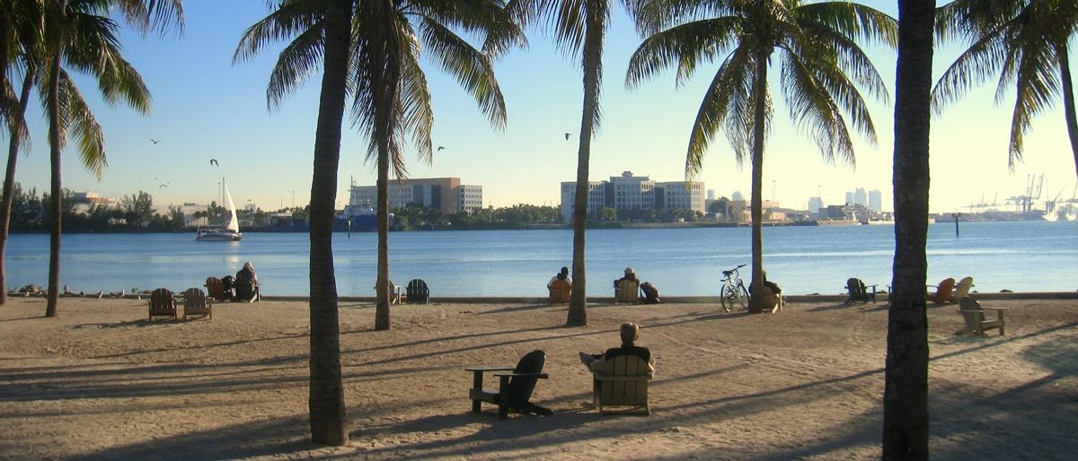 Hotely v Miami | © Pixabay.com
