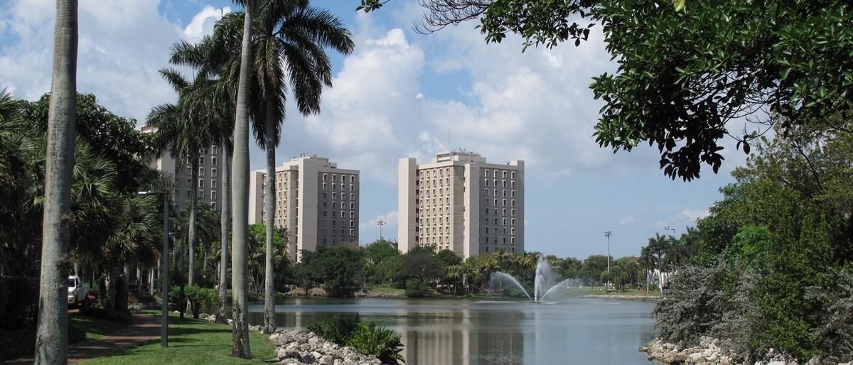 Ubytování v soukromí v Miami | © Pixabay.com